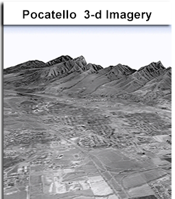 Pocatello 3-D
