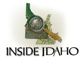 logo for inside idaho