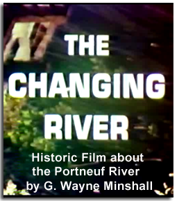 The Changing River video