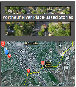 MILES Pocatello Story Map